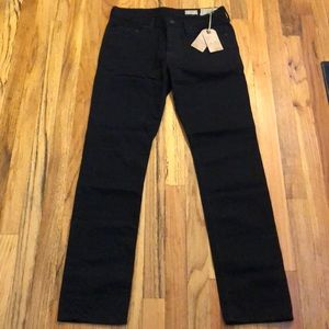 All Saints Black Mens Jeans - 30 X 34